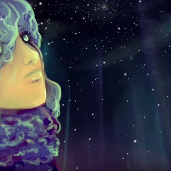 Thumbnail for Snowflakes on Eyelashes (collaboration)